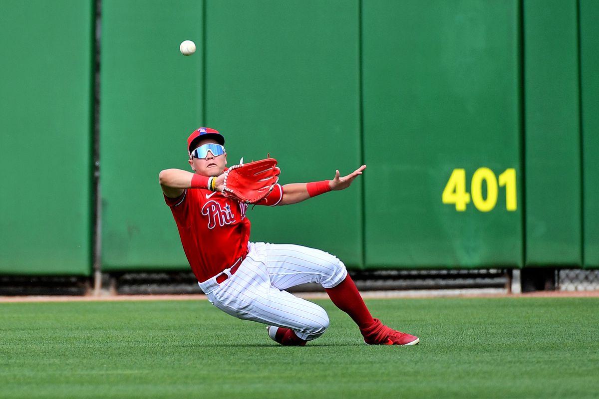 MLB: Spring Training-Toronto Blue Jays at Philadelphia Phillies