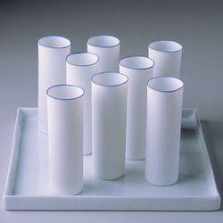 Pete Stockmans porcelain flutes - $128 for a set of 2 at Luminaire