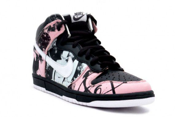 UNKLE Nike Shoes