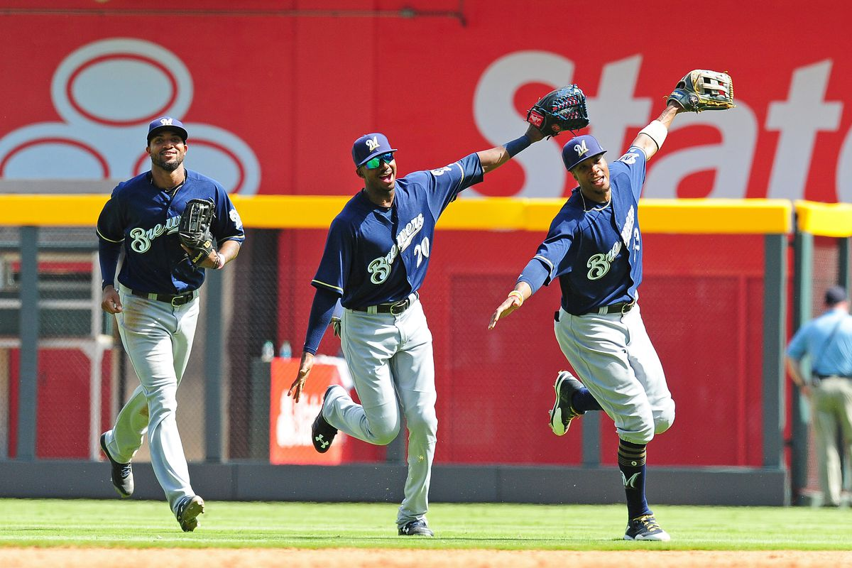 Milwaukee Brewers v Atlanta Braves