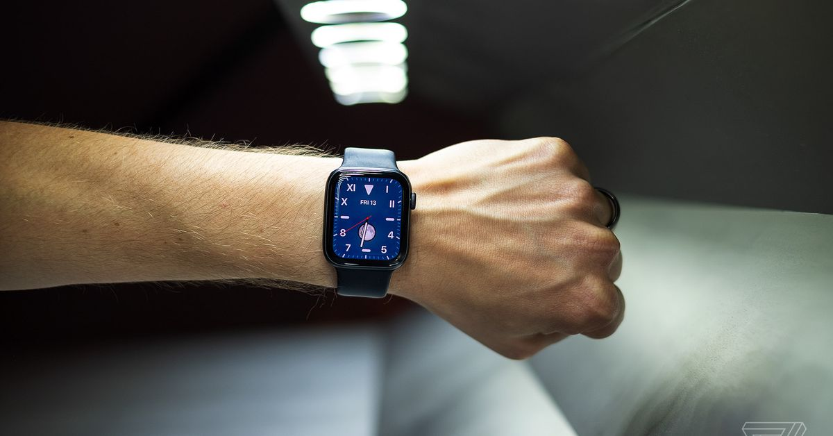 Apple Watch Series 5 review: always-on and better in all ways - The Verge