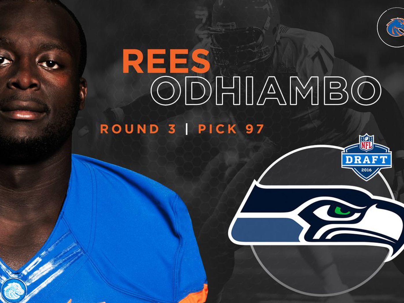 huge discount 443cc 51fa1 2016 NFL Draft: Boise State offensive lineman Rees Odhiambo ...