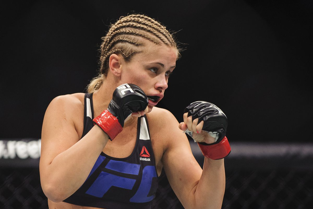 UFC on FOX 22: Michelle Waterson says Paige VanZant is a ...