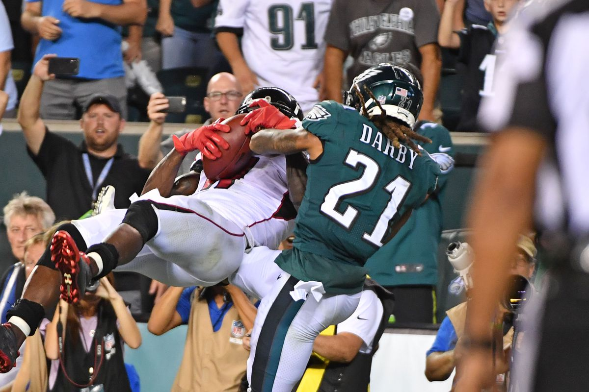 sports shoes d4479 2f446 All Twenty Take: how much is Ronald Darby worth? - Bleeding ...