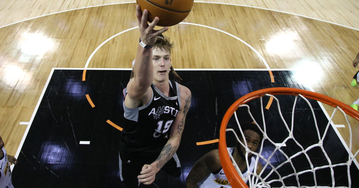 The Spurs have recalled Luka Samanic and Tre Jones from the G League - Pounding The Rock