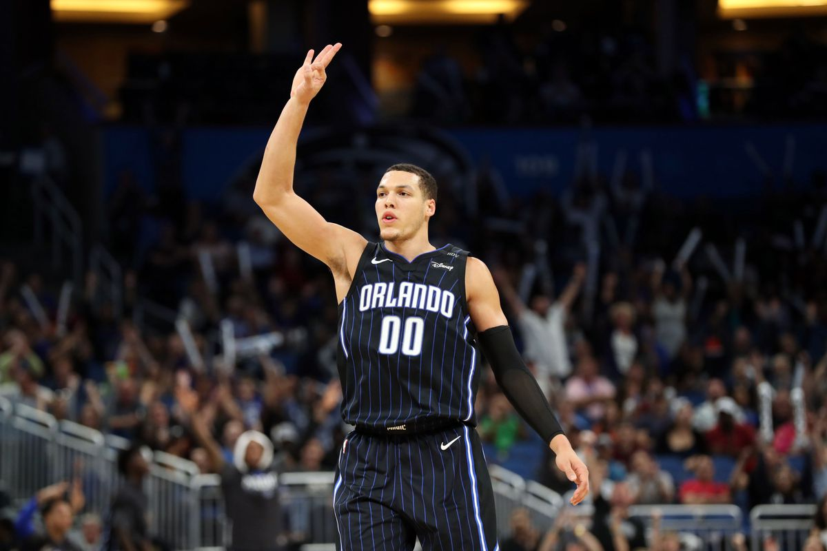 Image result for aaron gordon orlando magic
