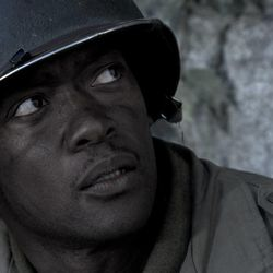 """Danor Gerald plays Owens in """"Saints and Soldiers: The Void."""" The film opens in theaters Friday."""
