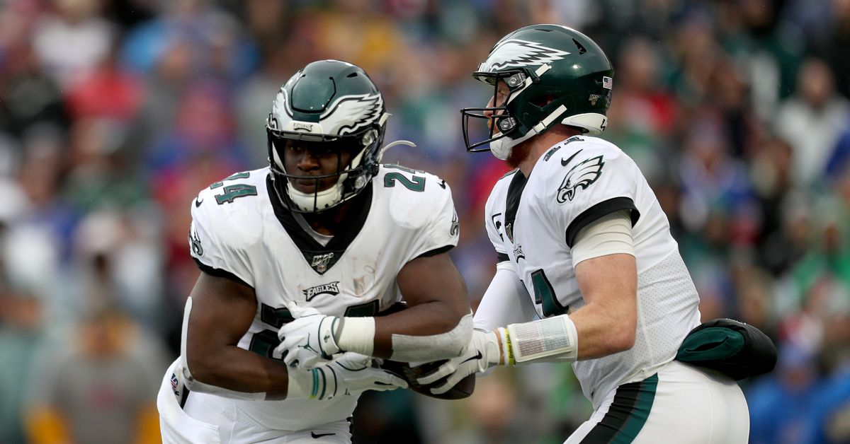 """Is running the ball so much really the """"recipe"""" for Eagles success? - Bleeding Green Nation"""