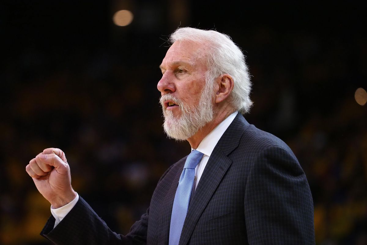 San Antonio Spurs coach Gregg Popovich is comfortable speaking out about  politics and race, even when it makes others uncomfortable | NBA.com