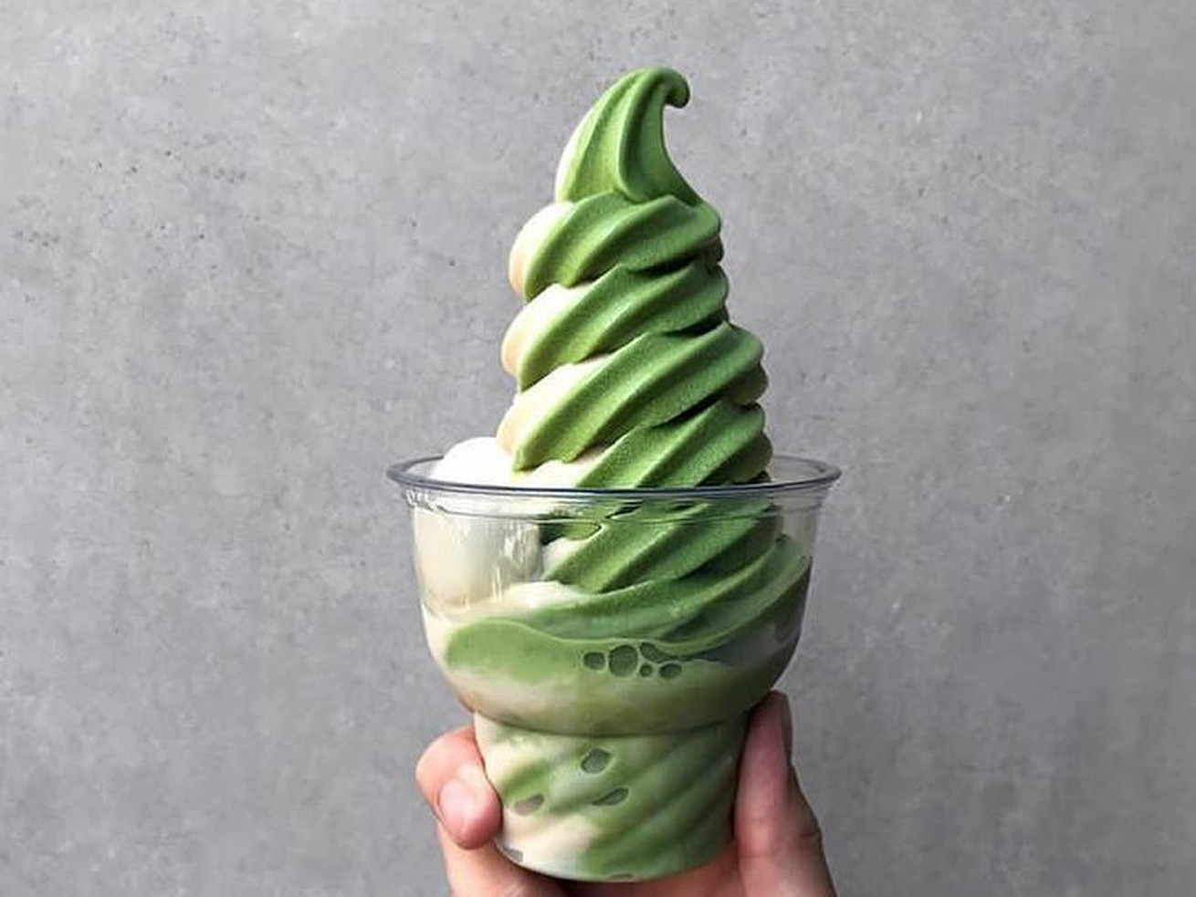 Matcha soft-serve ice cream is coming to Wicker Park.