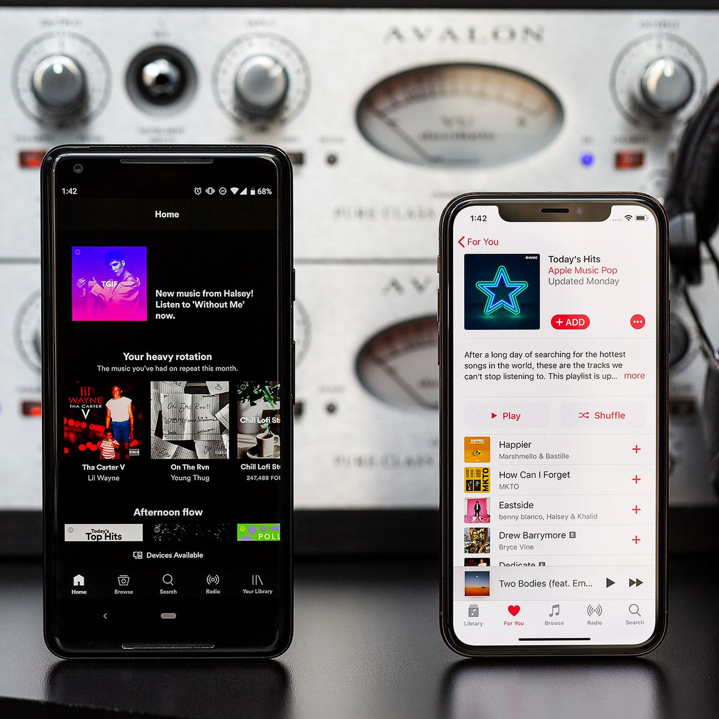 Spotify vs  Apple Music: the best music streaming service