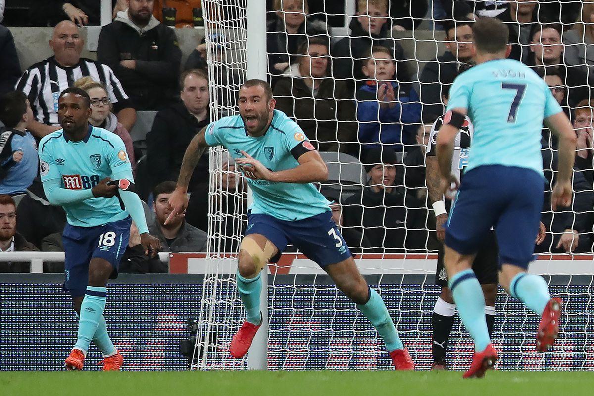 Newcastle United v AFC Bournemouth - Premier League