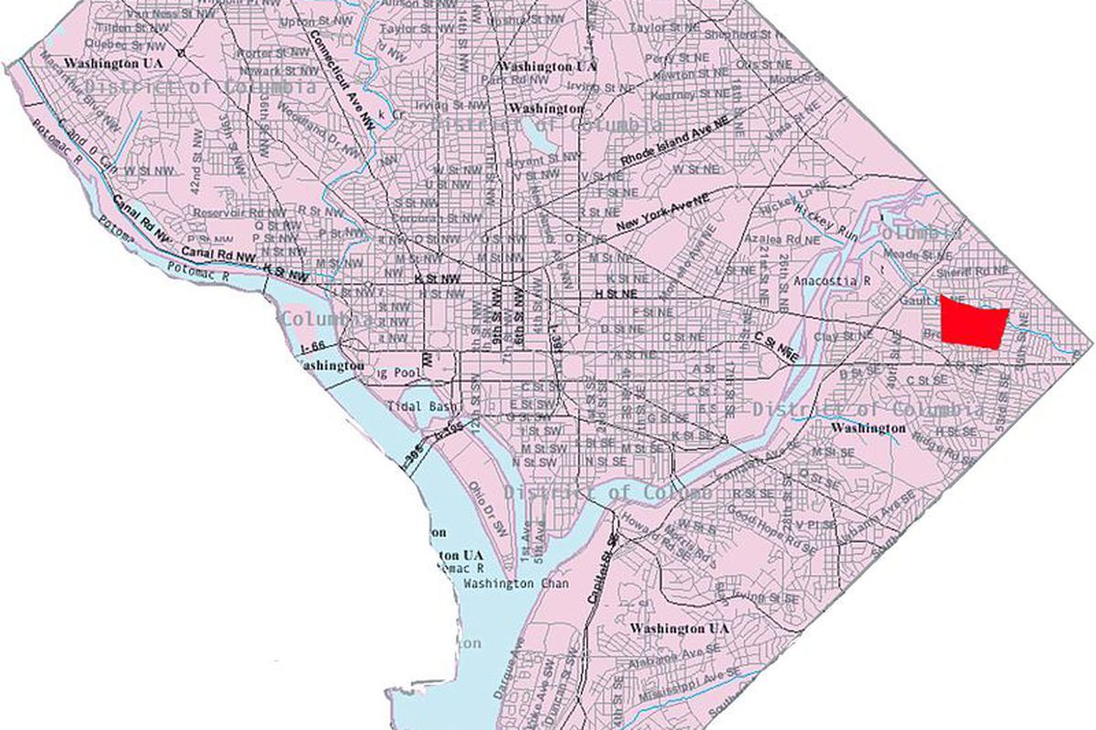 prediction hillbrook will be dc's hottest neighborhood of   - hottest washington dc neighborhoods in