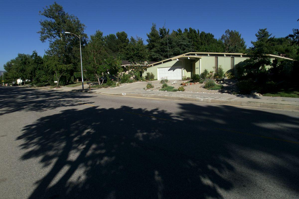 A house in Balboa Highlands of Granada Hills