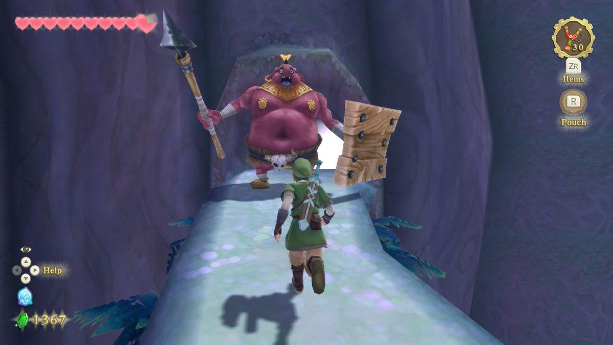 Faron Woods Silent Realm and Lake Floria walkthrough – Zelda: Skyward Sword HD guide
