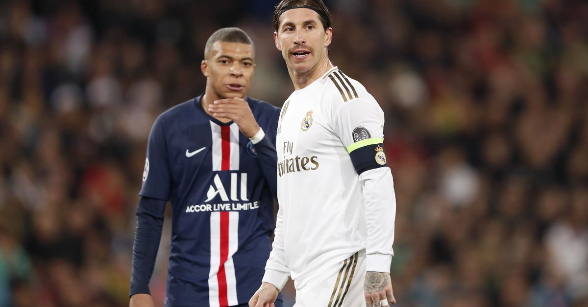 Real Madrid might face a tough decision in pursuing Mbappe-AS - Managing Madrid