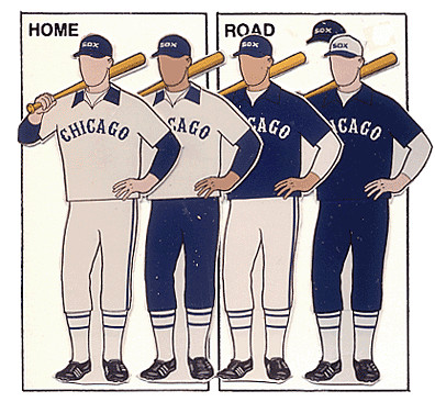 95432d941d1 Ranking the best and worst White Sox uniforms of the last 117 years ...