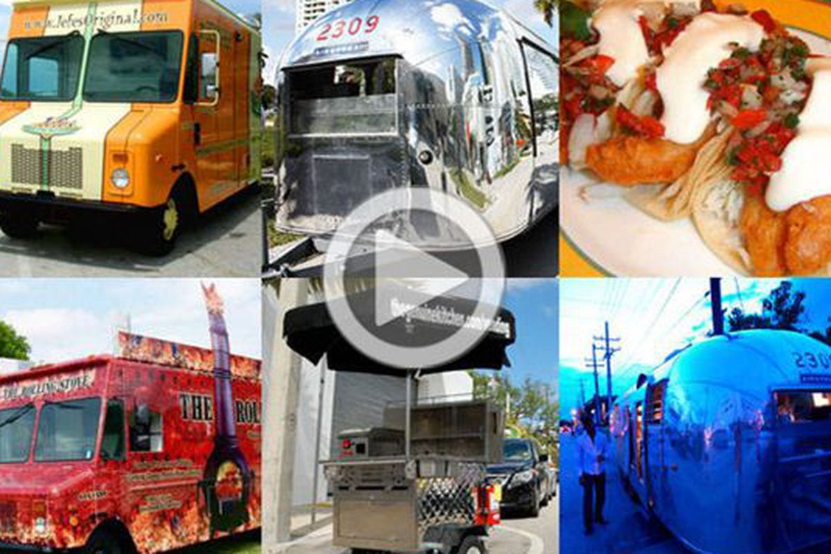 Food Truck Park-n-Eat at Fall for the Arts Festival