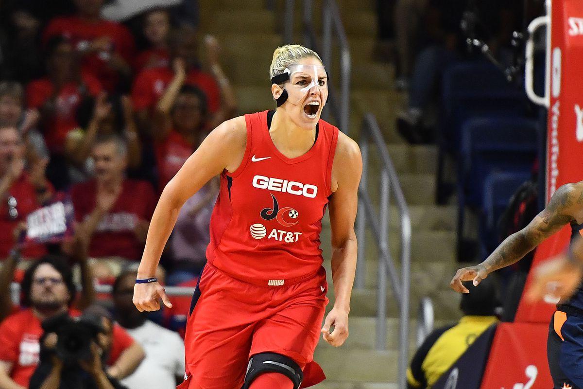 WNBA: Finals-Connecticut Sun at Washington Mystics