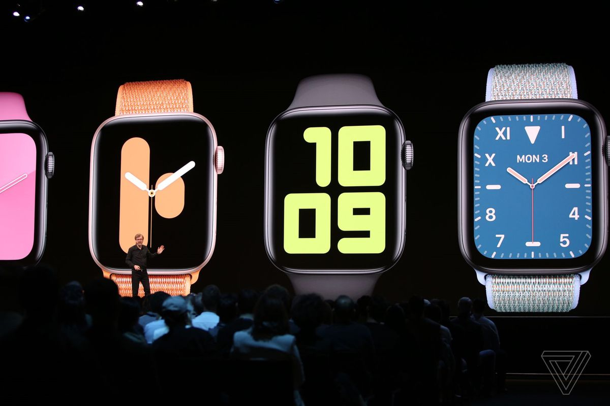 watchOS 6 announced with new watchfaces, App Store, and more