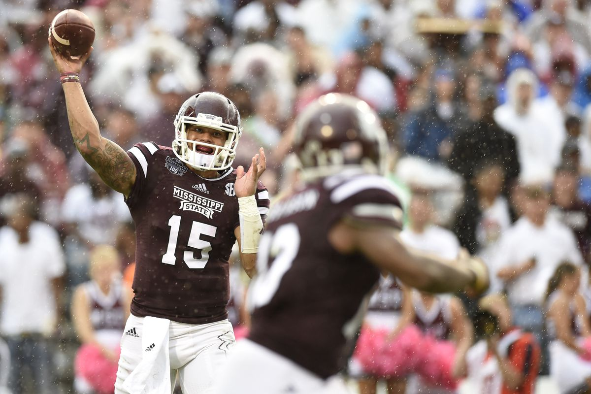 Dak Prescott takes charge in the Heisman race with a 38-23 win over Auburn