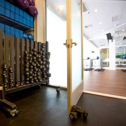 Now, the fun part: next <b>Monday, March 31 at 2:15pm</b>, we're welcoming FlyBarre to the neighborhood with our very own <b>Racked Fit Club</b> class—and you're invited. The FREE hour-long session will be led by the adorable Alyssa Mandell and thir