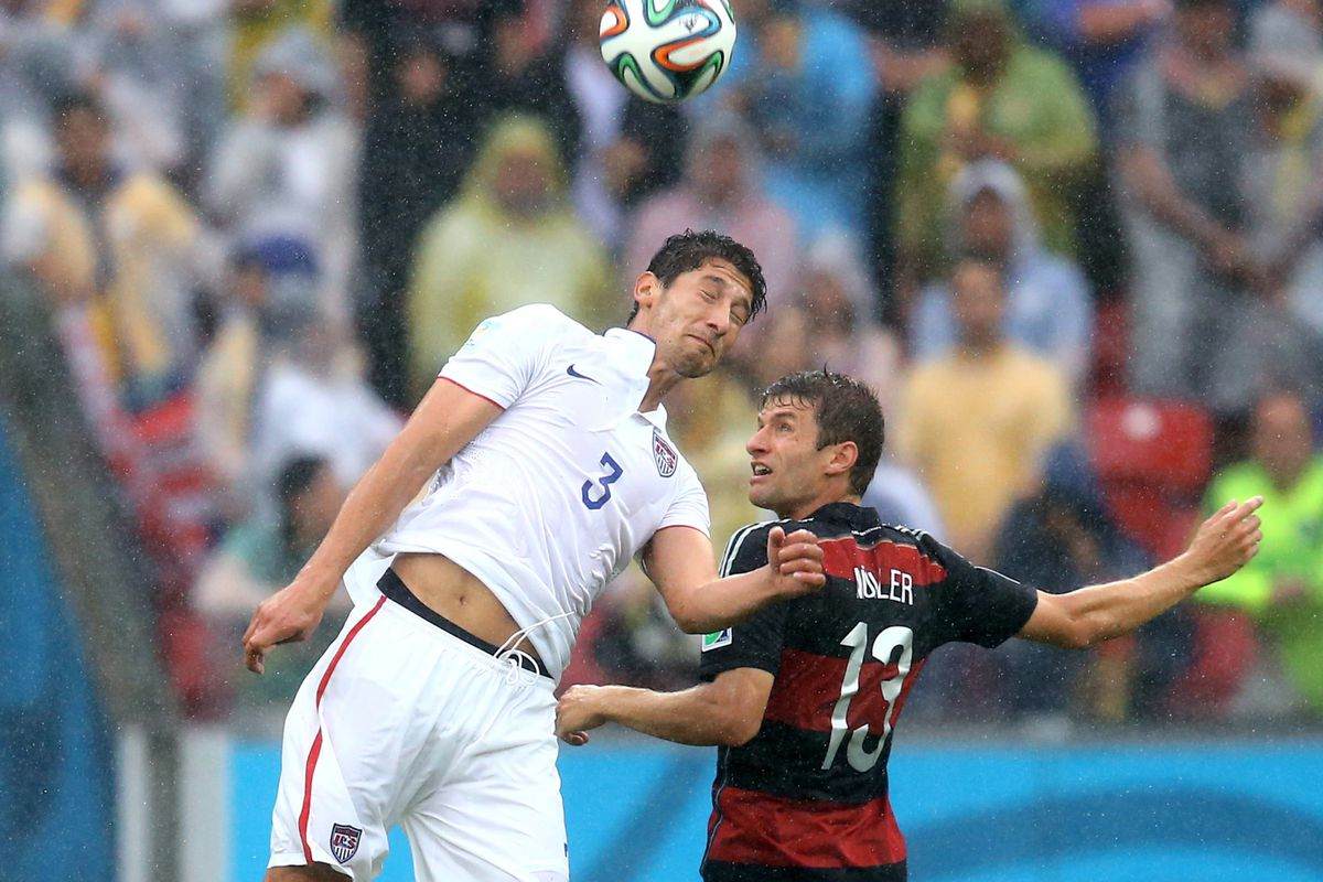 Gonzalez played an unexpectedly big role against Germany.