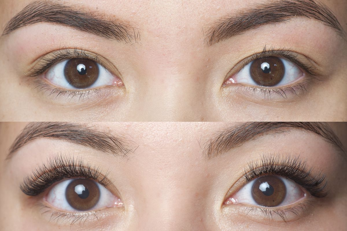 Everything You Need To Know About Eyelash Extensions Racked