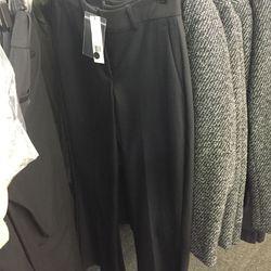 Black Brinton pants, $109 (were $295)