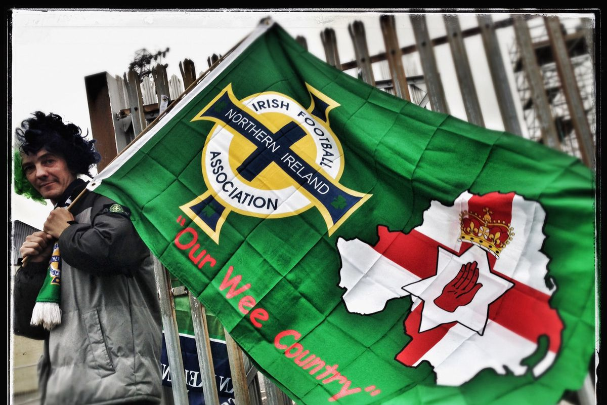 Northern Ireland v Russia - FIFA 2014 World Cup Qualifier