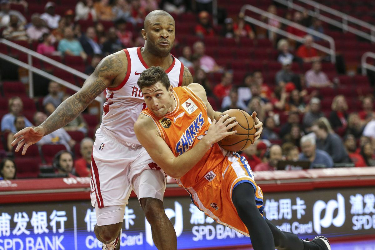 Rockets vs. Shanghai Sharks - preseason game thread
