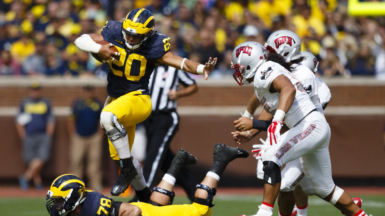 BYU vs Michigan Q&A: Wolverines are the definition of 'ground and pound' - Vanquish The Foe