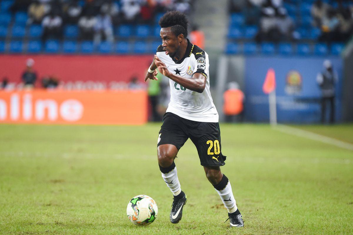 Egypt v Ghana - African Nations Cup