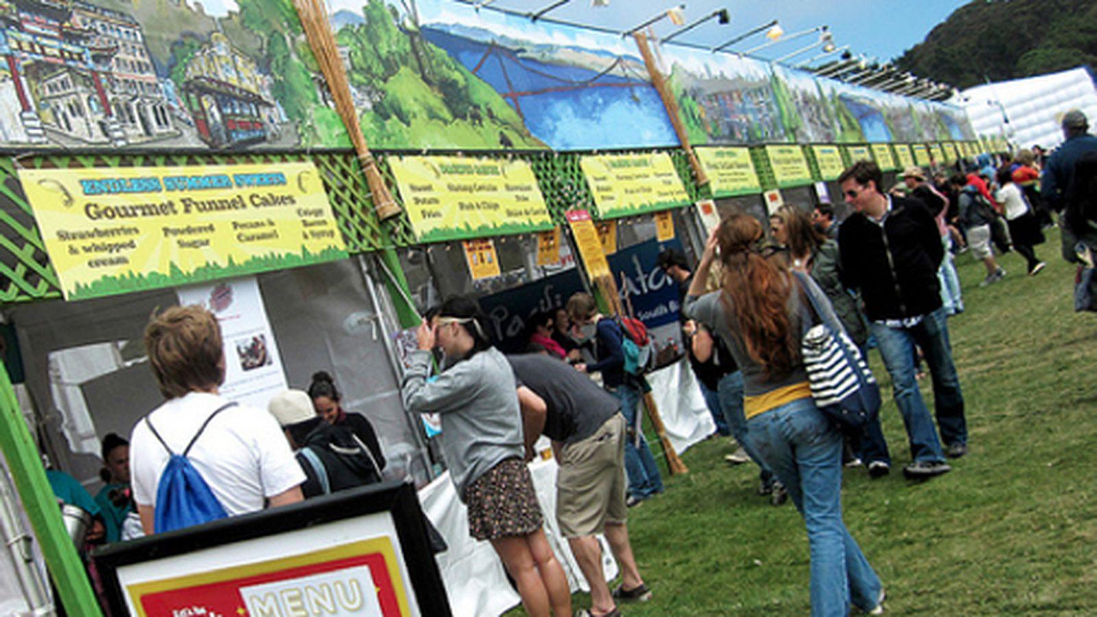 Outside Lands Adds Beer Lands, Ten New Food Vendors - Eater SF