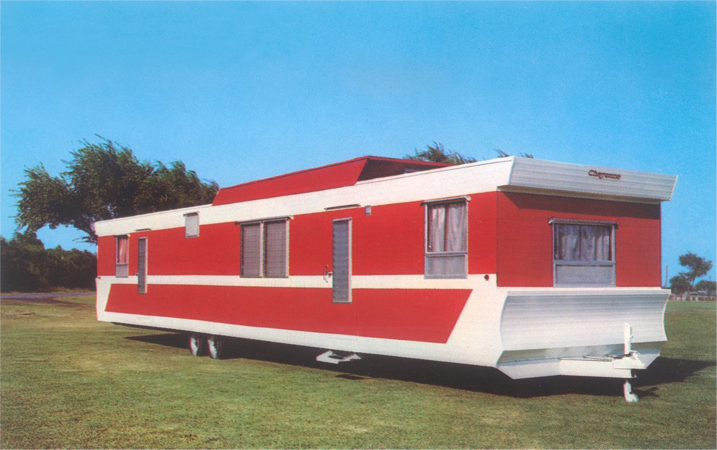 Marvelous Mobile Homes 101 Whos Living In Them And How Theyre Made Home Interior And Landscaping Palasignezvosmurscom