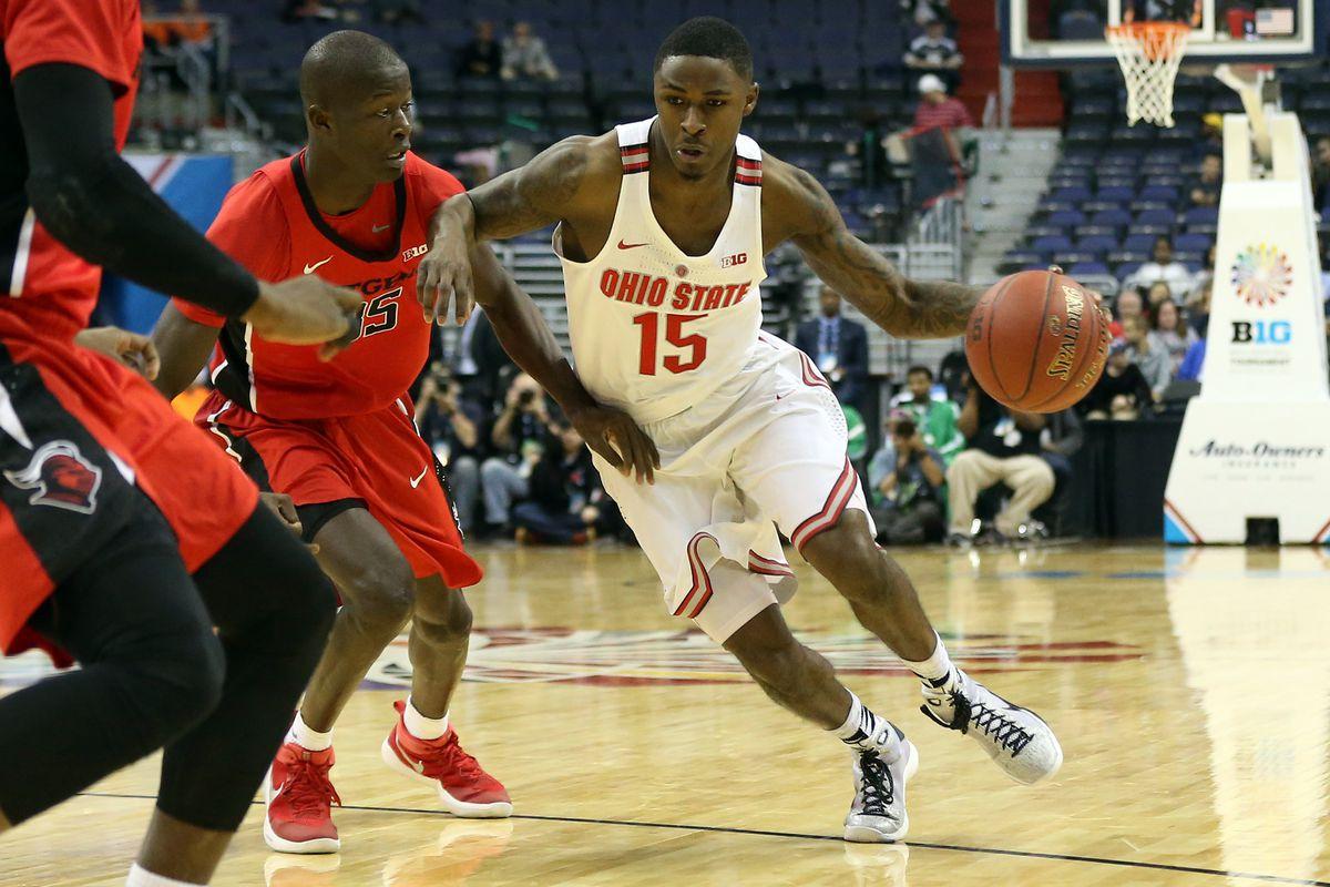 NCAA Basketball: Big Ten Conference Tournament-Ohio State vs Rutgers