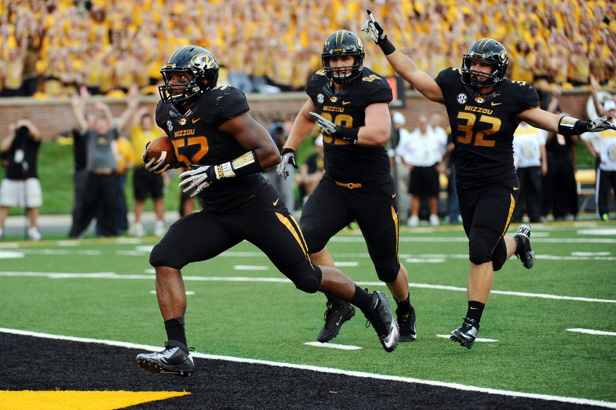 Missouri charges into SEC play this week.
