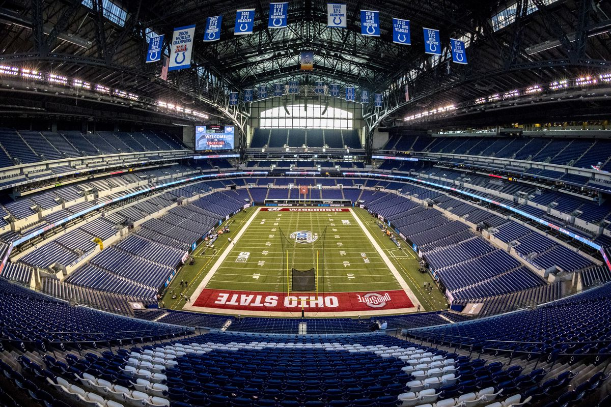 COLLEGE FOOTBALL: DEC 02 Big 10 Championship Game - Ohio State v Wisconsin