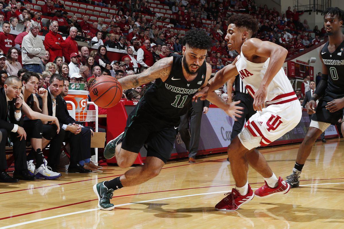 NCAA Basketball: Portland State at Indiana