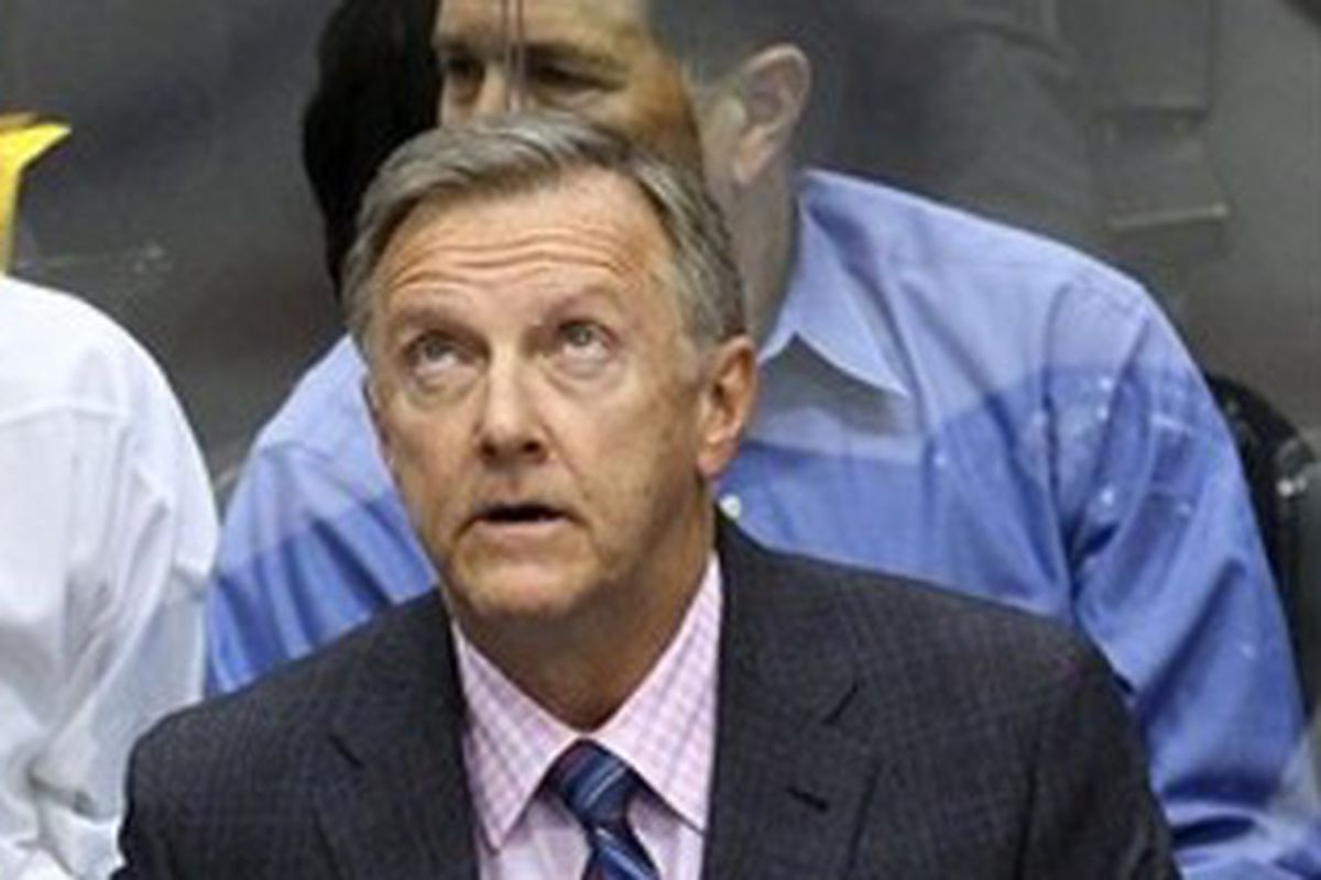 The Cats have interviewed veteran coach Ron Wilson.
