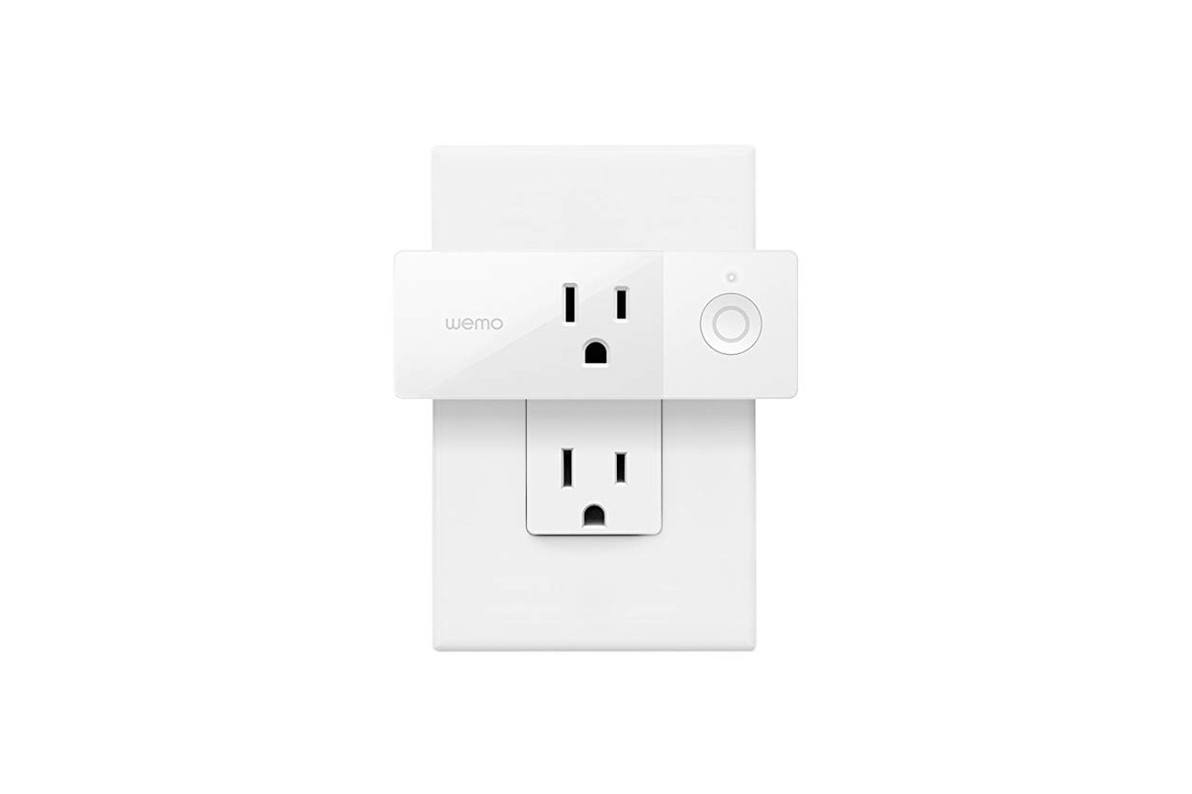 the wemo mini is the first device to get software support for apple s homekit