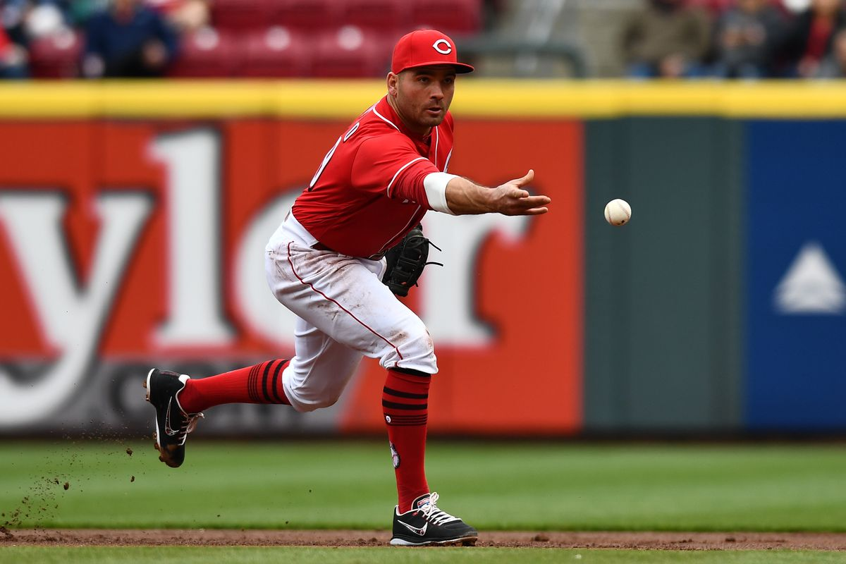 41cdfbdcd Joey Votto continues trolling Phillies fans