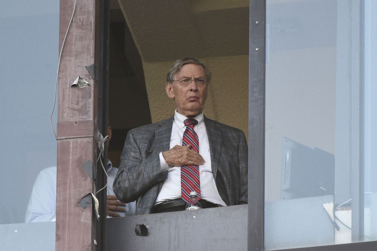 Darth Selig watches yonder