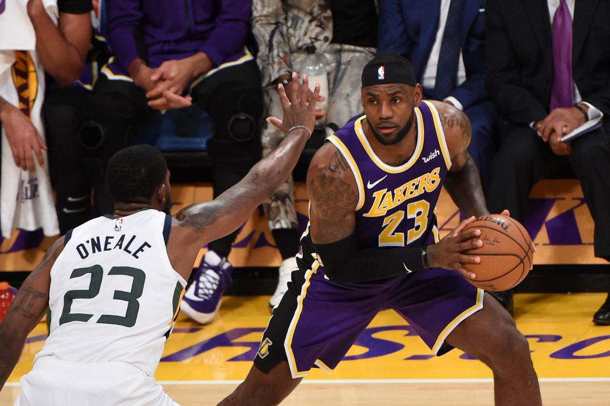 Lakers vs. Jazz Preview, Game Thread, Starting Time and TV Schedule - Silver Screen and Roll