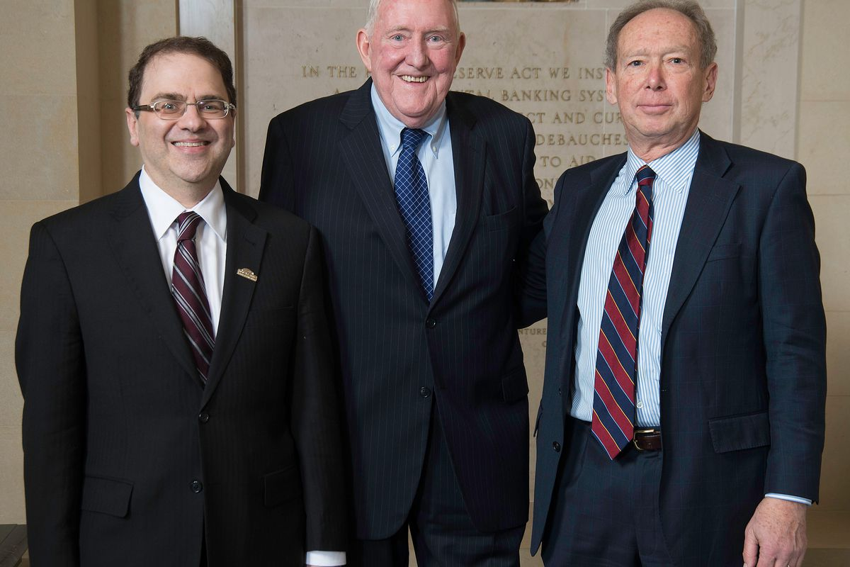 The three most recent heads of the Minneapolis Fed