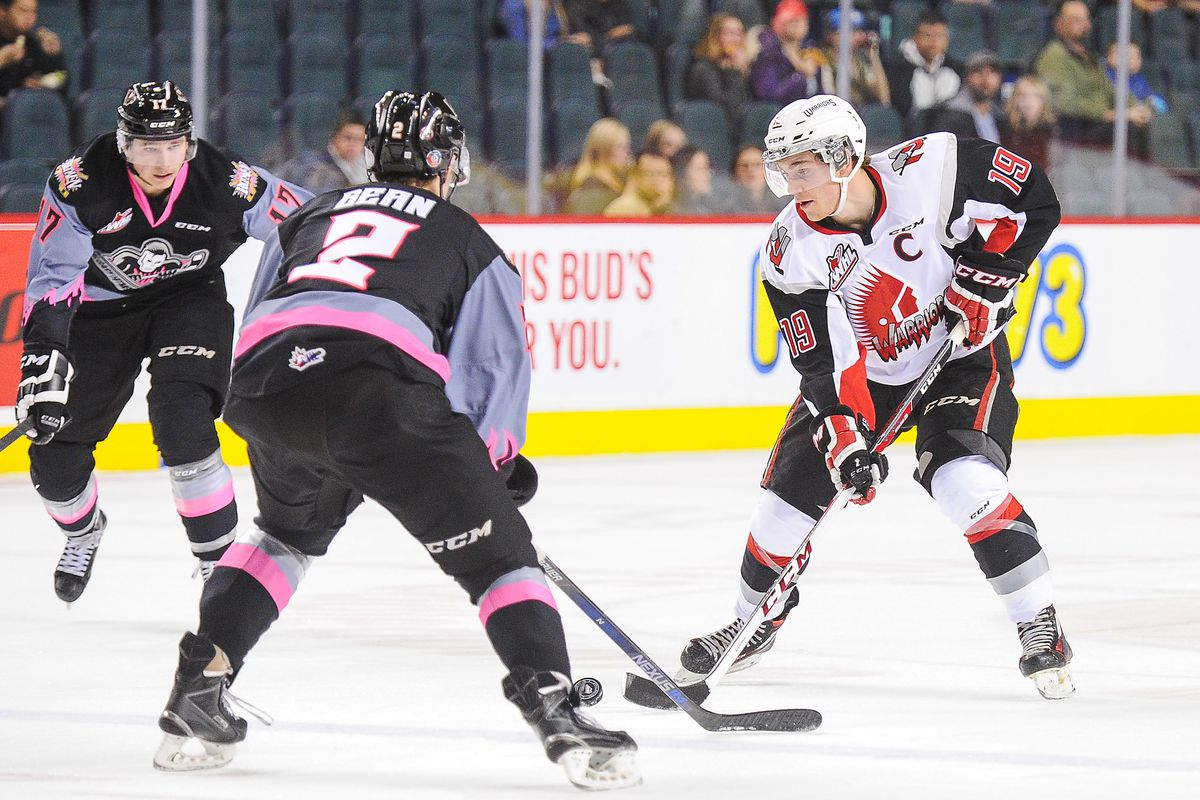 Brayden Point's flying high in the WHL.