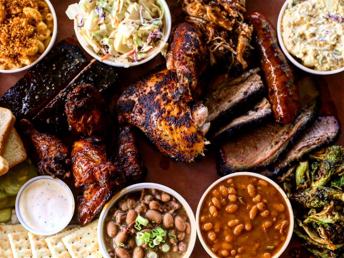 New Orleans Best Barbecue Eater New Orleans