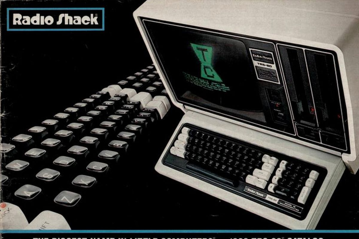 Radioshack Is Auctioning A Trove Of Classic Gadgets And A