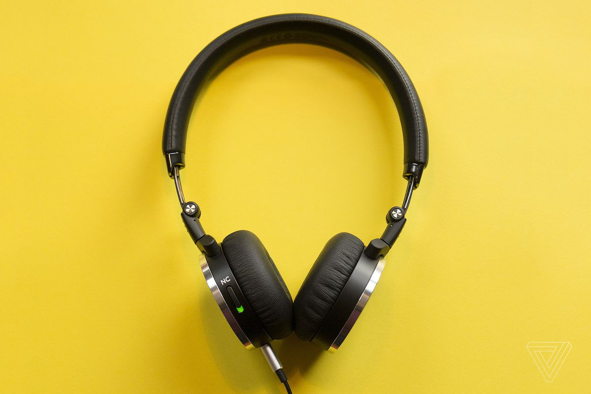 AKG N60NC headphones review: converting the non-believers - The Verge
