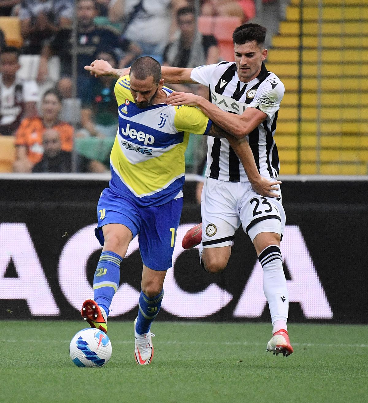 ITALY-UDINE-FOOTBALL-SERIE A-JUVENTUS VS UDINESE